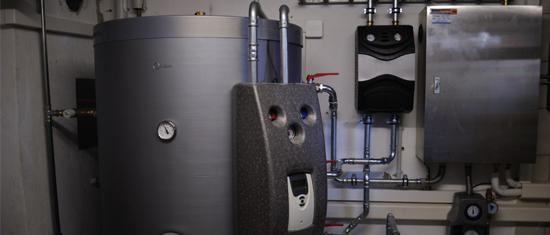Chauffes-eau pompe à chaleur