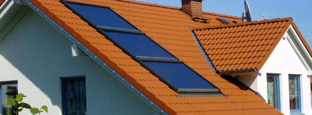 Nettoyage et entretien panneaux solaires thermique