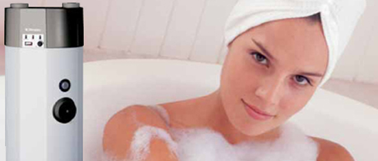 Nettoyage et entretien chauffe-eau