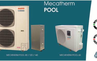 PAC piscine Mecatherm