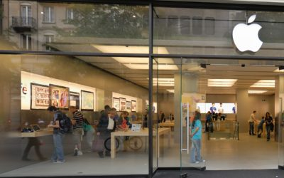 Maintenance des Apple Store de Suisse