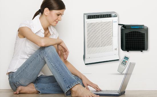 Climatiseurs mobiles : nouvelle gamme disponible !
