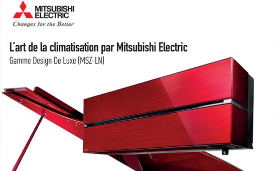 L'art de la climatisation, selon Mitsubishi