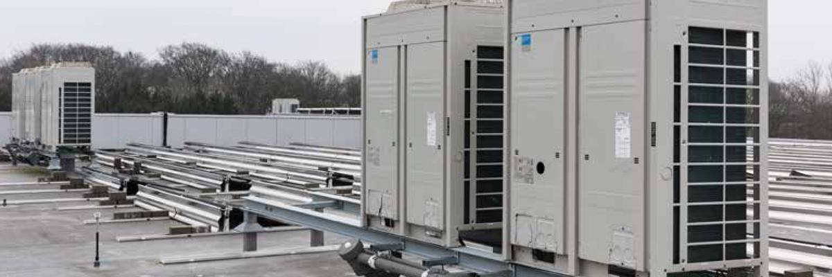 climatisation industrielle Daikin