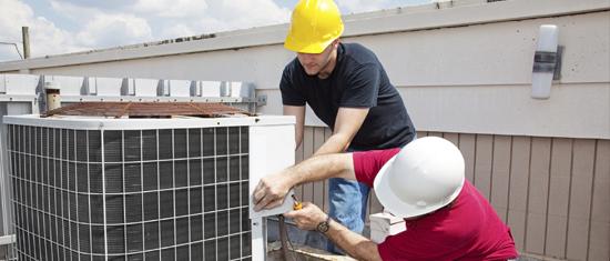 maintenance et entretien de pompes à chaleur