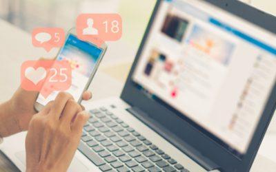 Suivez nos actualités sur les réseaux sociaux !