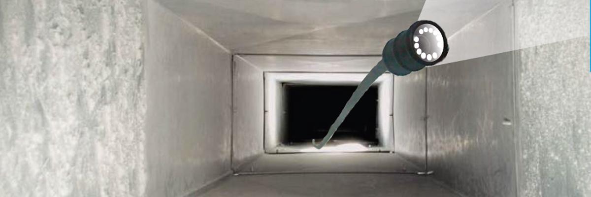 Système de nettoyage à sec de canalisation Tecai