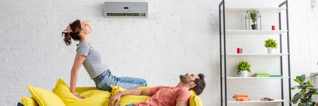 Climatisation face aux températures caniculaires