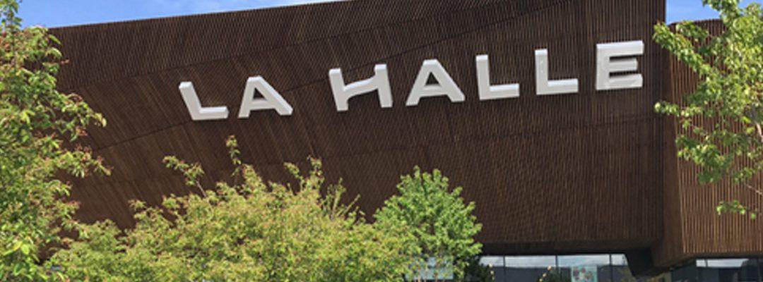 Climatisation de magasins et installations techniques : l'exemple de La Halle
