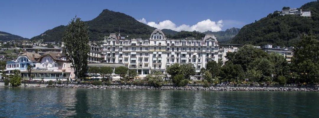 Climatisation d'hôtels : Eden Palace au Lac, Montreux